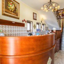 Reception Hotel MirFran